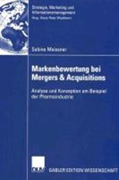 Markenbewertung bei Mergers & Acquisitions | Sabine Meissner |