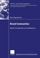 Brand Communities