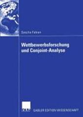Wettbewerbsforschung und Conjoint-Analyse