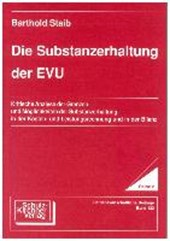 Die Substanzerhaltung der EVU