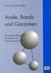 Avale, Bonds und Garantien