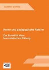 Kultur und pädagogische Reform