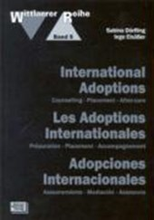 International Adoptions - Les Adoptions Internationales - Adopciones Internacionales | Sabina Dörfling |