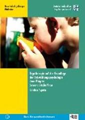 Ergotherapie auf der Grundlage der Entwicklungspsychologie Jean Piagets