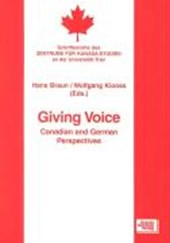 Giving Voice | Hans Braun |