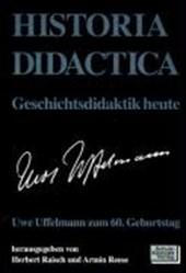 Historica Didactica. Geschichtsdidaktik heute