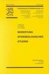 Bewertung epidemiologischer Studien