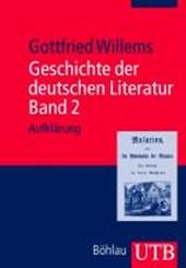 Willems, G: Geschichte der deutschen Literatur 2