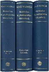 Russisches Etymologisches Wörterbuch. Zweiter Band