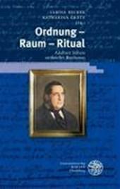 Ordnung - Raum - Ritual