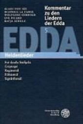 Kommentar zu den Liedern der Edda