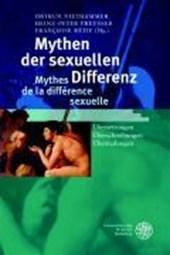 Mythen der sexuellen Differenz / Mythes de la différence sexuelle