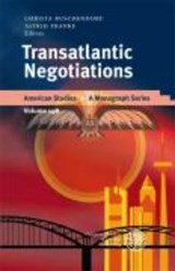 Transatlantic Negotiations | auteur onbekend |