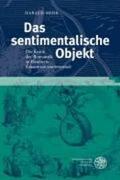 Das sentimentalische Objekt