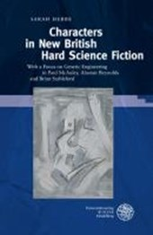 Characters in New British Hard Science Fiction