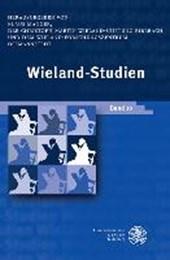 Wieland-Studien Band