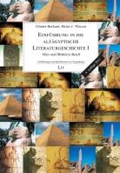 Einführung in die altägyptische Literaturgeschichte
