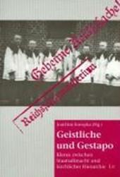 Geistliche und Gestapo