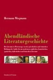 Abendländische Literaturgeschichte