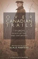 Over Canadian Trails | auteur onbekend |