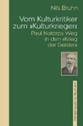"""Vom Kulturkritiker zum """"Kulturkrieger"""""""