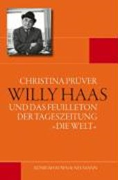 Willy Haas | Christina Prüver |