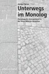 Unterwegs im Monolog