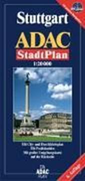 ADAC Stadtplan Stuttgart 1 :