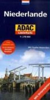 ADAC LänderKarte Niederlande 1 :