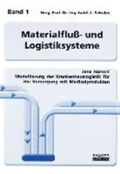 Modellierung der Krankenhauslogistik für die Versorgung mit Medicalprodukten
