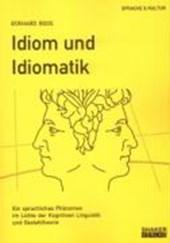 Idiom und Idiomatik