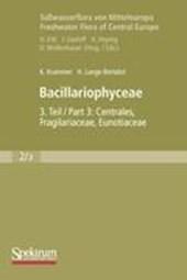 Süßwasserflora von Mitteleuropa, Bd. 02/3: Bacillariophyceae