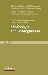 Suwasserflora Von Mitteleuropa, Bd. 7 / Freshwater Flora of Central Europe, Vol.