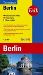 Falk Touristplan Berlin 1 :