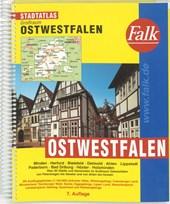 Ostwestfalen e.o. kaartboek