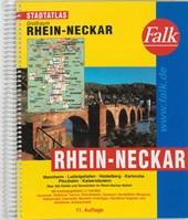Rhein-Neckar kaartboek