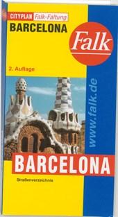 Barcelona plattegrond