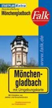 Falk Stadtplan Extra Standardfaltung Mönchengladbach