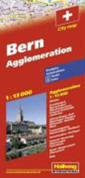 Bern 1 : 13 000 & Agglomeration 1 :