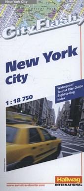 New York City 1 : 18 750. City Flash
