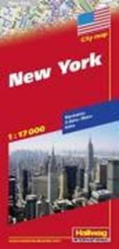 City map. New York 1 : |  |