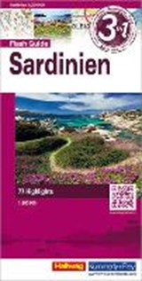 Hallwag Flash Guide Sardinien 1 : |  |