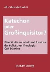 Katechon oder Grossinquisitor?