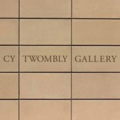 Cy Twombly Gallery