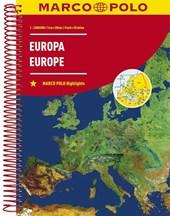 Europe Marco Polo Road Atlas