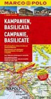 Marco Polo Campania Basilicata Map