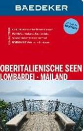 Baedeker Reiseführer Oberitalienische Seen, Lombardei, Mailand