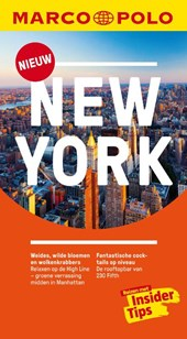 New York Marco Polo NL incl. plattegrond |  |