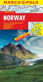 Norway Map |  |