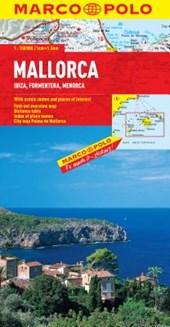 Mallorca (Ibiza, Formentera, Menorca) Marco Polo Map